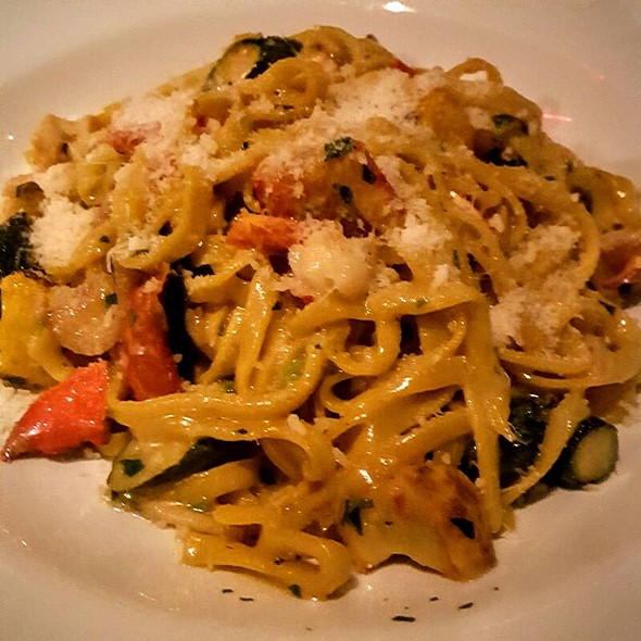 Tagliolini With Lobster And Baby Squash - Etcetera Etcetera, New York, NY