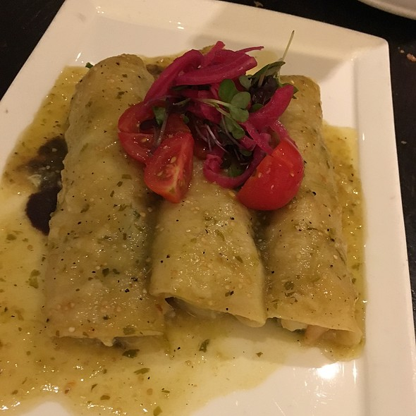 Crab And Shrimp Enchiladas - Maya - New York, New York, NY