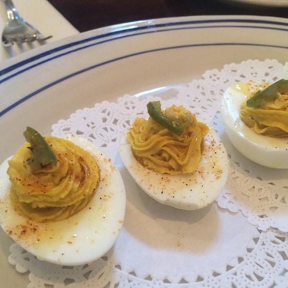 Deviled Eggs @ Stove & Tap