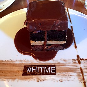 """Hit Me"" Chocolate Cake"
