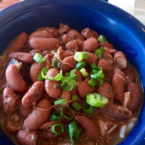 Red Beans and Rice @ AJ's Seafood & Oyster Bar