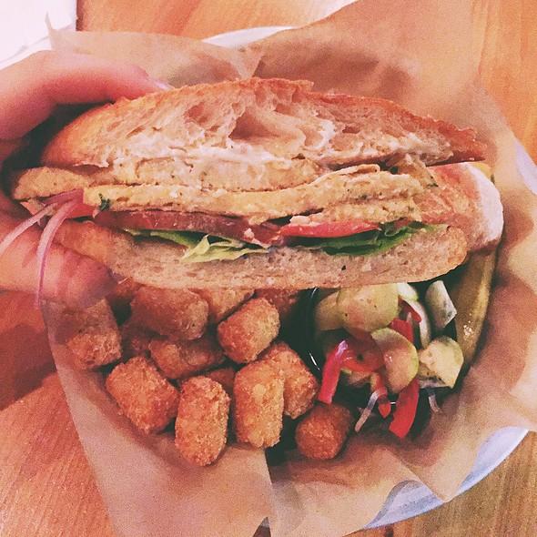 Falafel - theMINT Gastropub, Bethlehem, PA