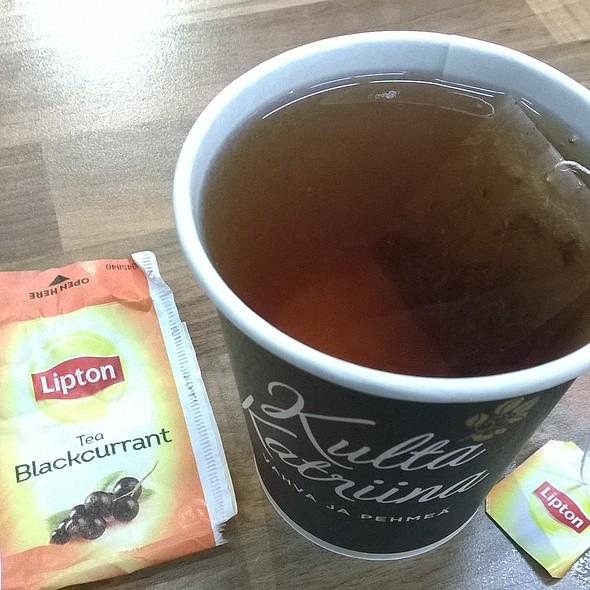 Blackcurrant Tea @ K-Market