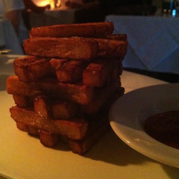 Pommes Frites @ Bishop's Restaurant