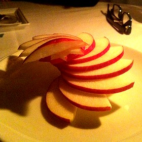 Apple Staircase