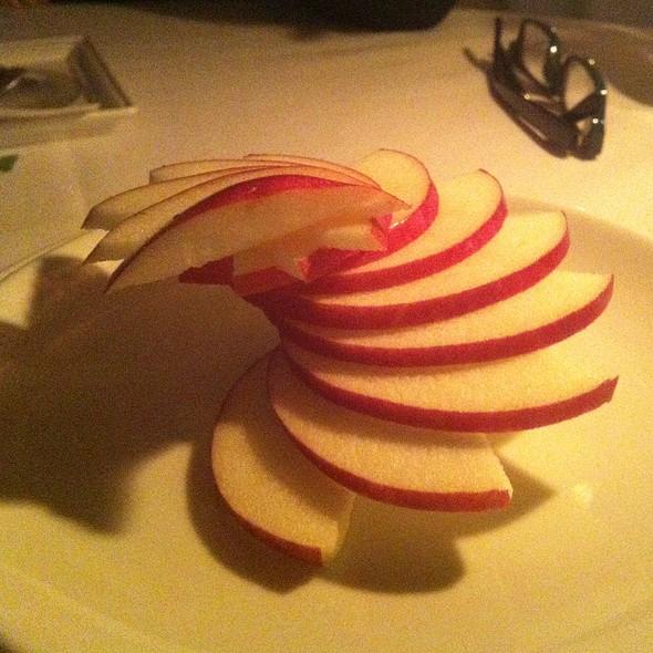 Apple Staircase @ Bishop's Restaurant