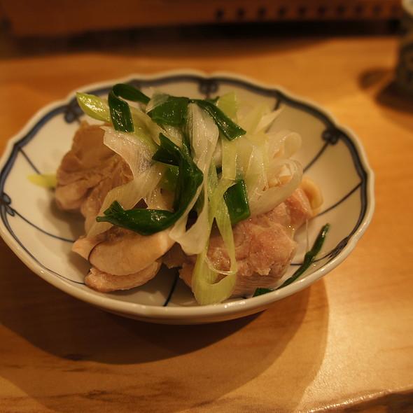 Chicken Hot Pot @ Toriden とり田 博多本店