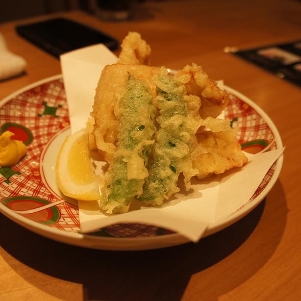 Chicken Tempura @ Toriden とり田 博多本店