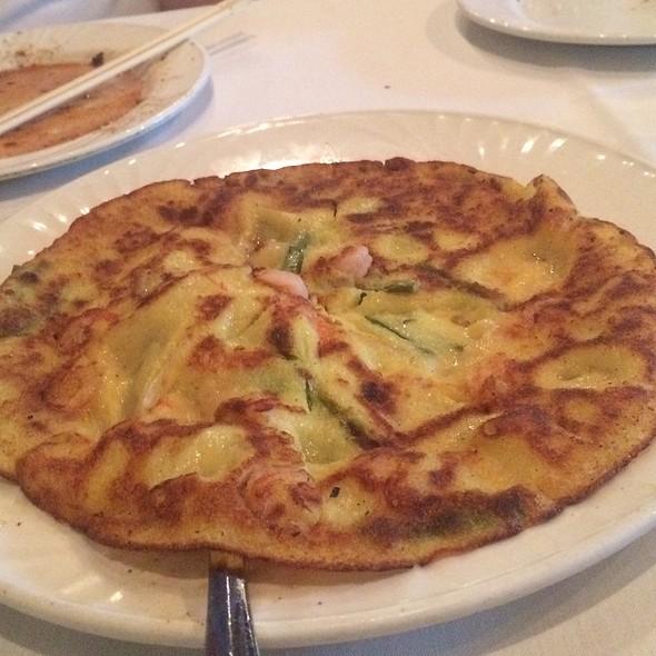 Seafood Pancake - Ming Court, Orlando, FL