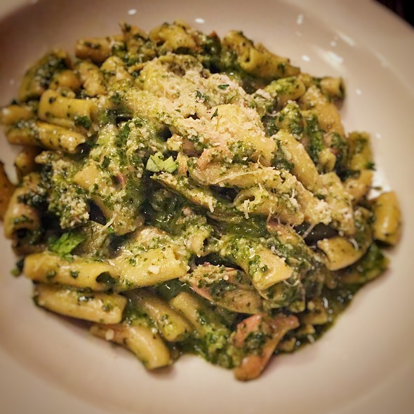 Rigatoni Pesto - Lavagna - Washington DC, Washington, DC