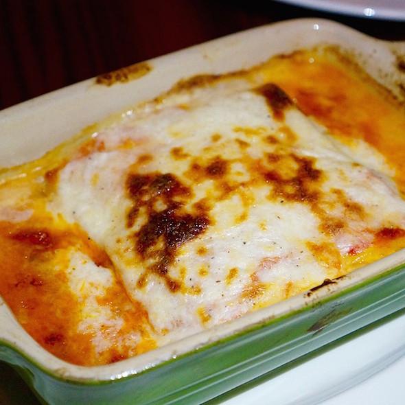 Lasagna Bolognese - Nando Milano Trattoria, Chicago, IL