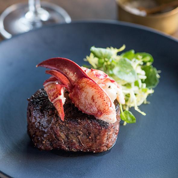 Petit Filet - Nick & Stef's Steakhouse - Los Angeles, Los Angeles, CA
