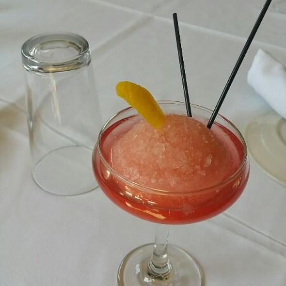 Rose Cocktail @ Luminary