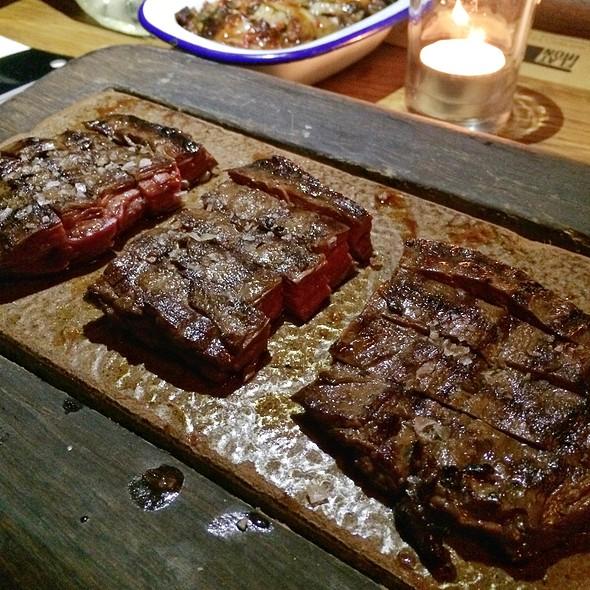 Special Steak @ Flat Iron