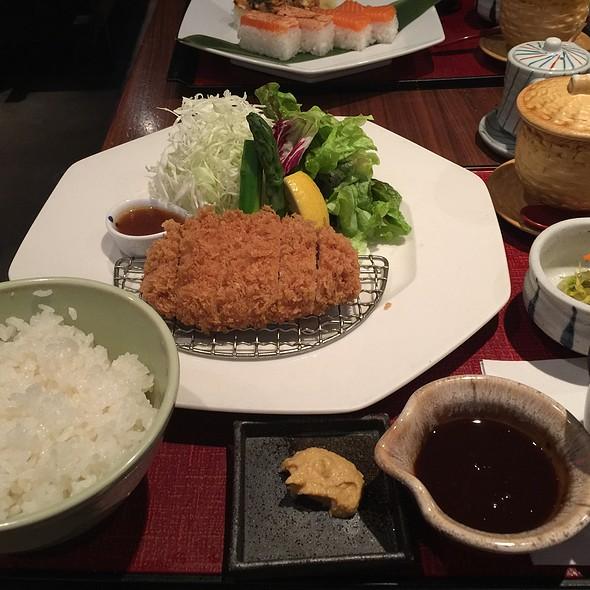 Tonkatsu Set @ OOTOYA Chelsea
