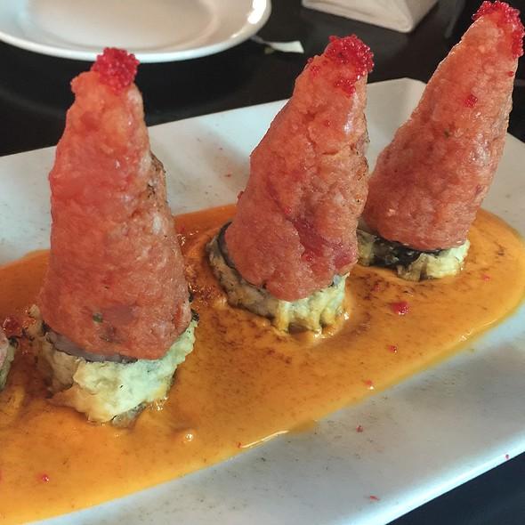 Spicy Tuna Tartare @ Honshu Sushi Restaurant