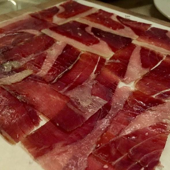 Jamon iberico de Bellota @ Bazaar Meat By Jose Andres