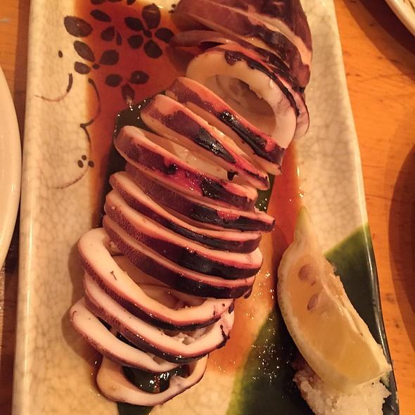 Grilled Squid @ Mew Izakaya