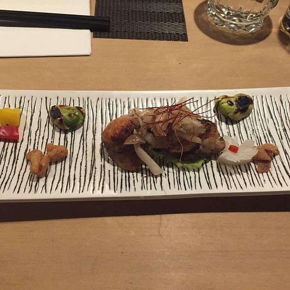 Chicken Thigh And Pickled Veg @ Torishin