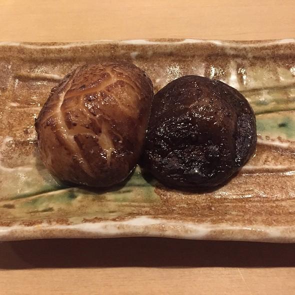 Shitake Caps @ Torishin