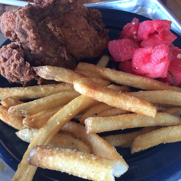 Blue Plate Special @ Spring Chicken