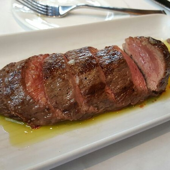 Teres Major Steak - Herbsaint, New Orleans, LA
