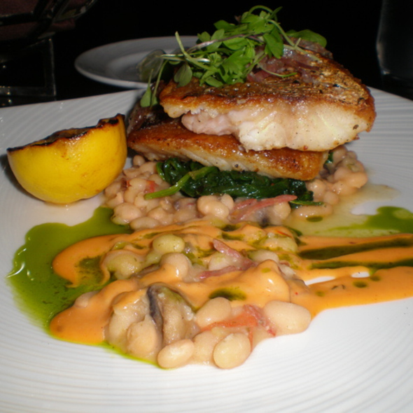 Crispy Seared Snapper - Vida - Fontainebleau Miami Beach, Miami Beach, FL