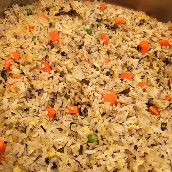Olive Fried Rice