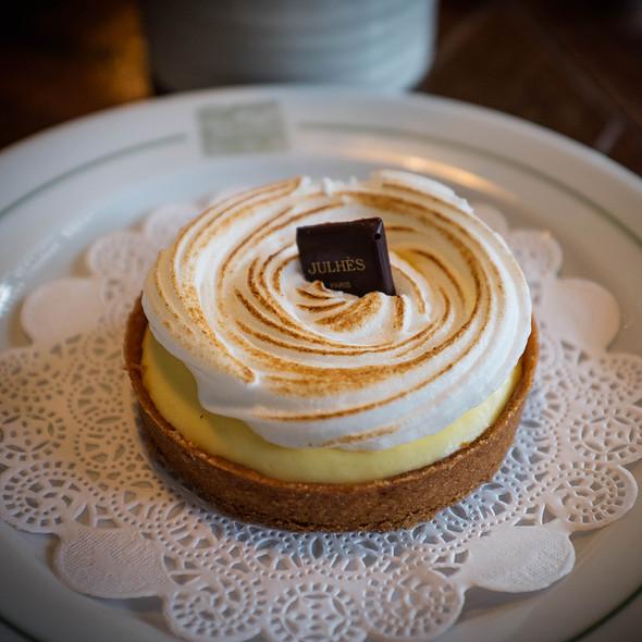 Tarte Au Citron @ Brasserie Barbès