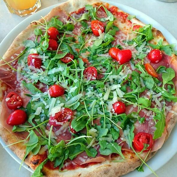 Pizza San Daniele @ Sternad's Restaurant Pavillon
