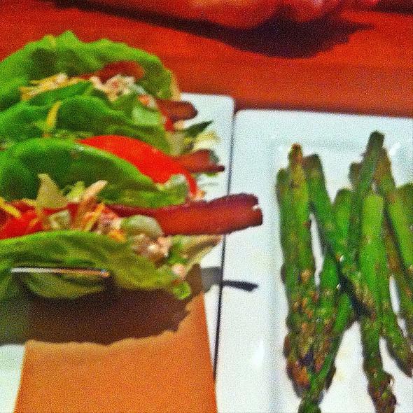 Lobster Blt Lettuce Wraps - Seasons 52 - Jacksonville, Jacksonville, FL