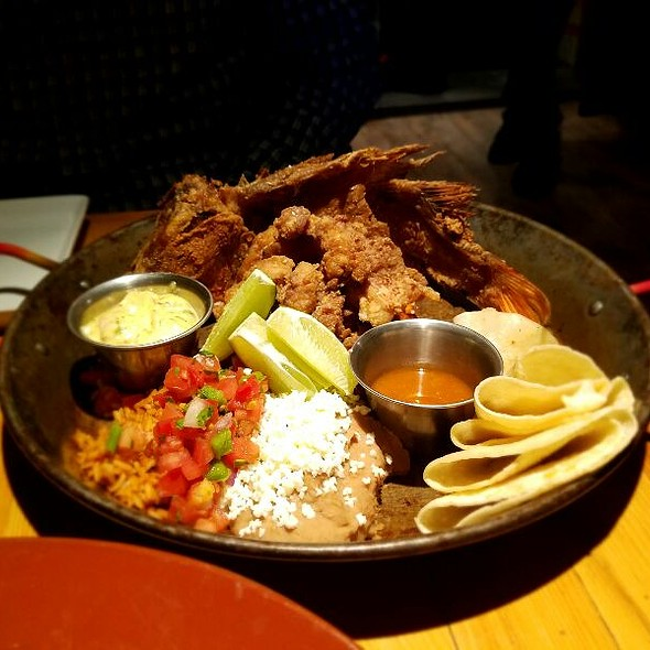 Whole Red Snapper - Lola Costal Mexican - Denver, Denver, CO