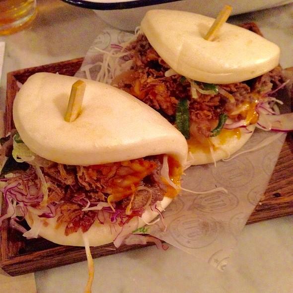 Spicy Pork On The Bun (Bap) @ On The Bab