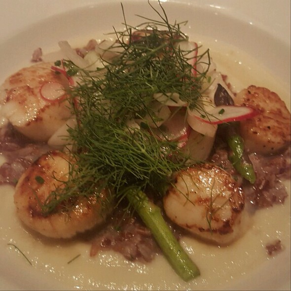 Maryland Day Boat Scallops