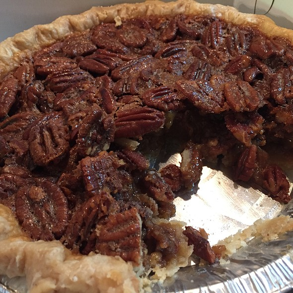 Caramel Pecan Pie @ Southern Baked Pie Company