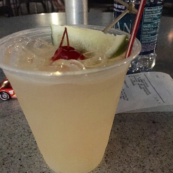 White Sangria @ The Hollywood Brown Derby