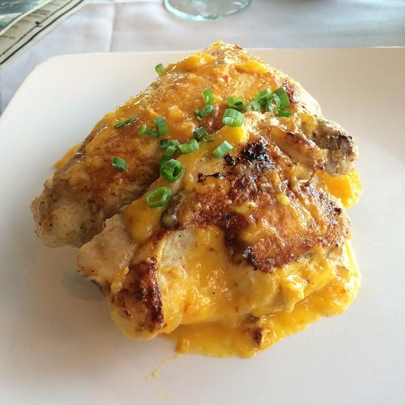 Brick Free Range Chicken - Bali Hai Restaurant, San Diego, CA