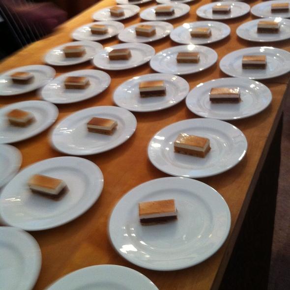"""""""S'mores"""" @ Absinthe Brasserie & Bar"""
