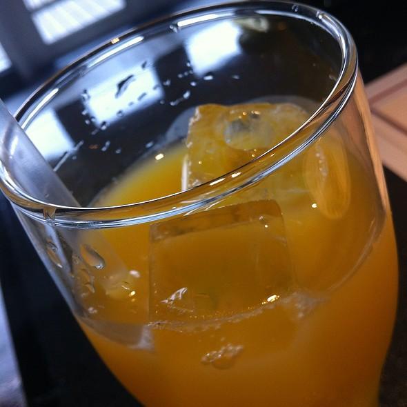 Orange Juice @ Yokohama Landmark Tower
