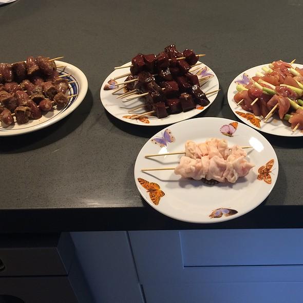 Yakatori @ Mi Cocina(My Kitchen)