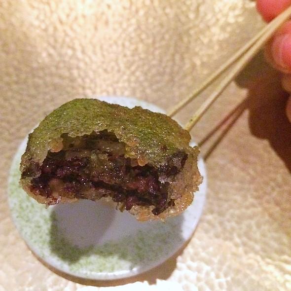 Korean Blood Sausage