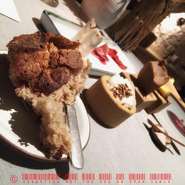 Bread Course @ Hotel/Restaurant Taubenkobel