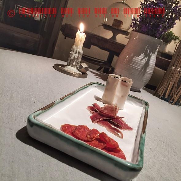 charcuterie @ Hotel/Restaurant Taubenkobel