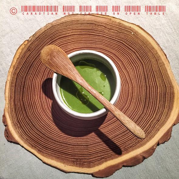 Cream Of Herbs @ Hotel/Restaurant Taubenkobel