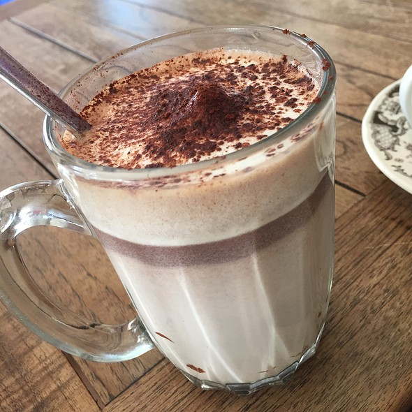 Hot Chocolate @ Epicurious at The Quayside