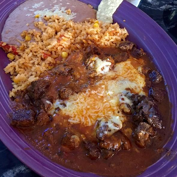 Chili Colorado @ Laguna Mexican Grill