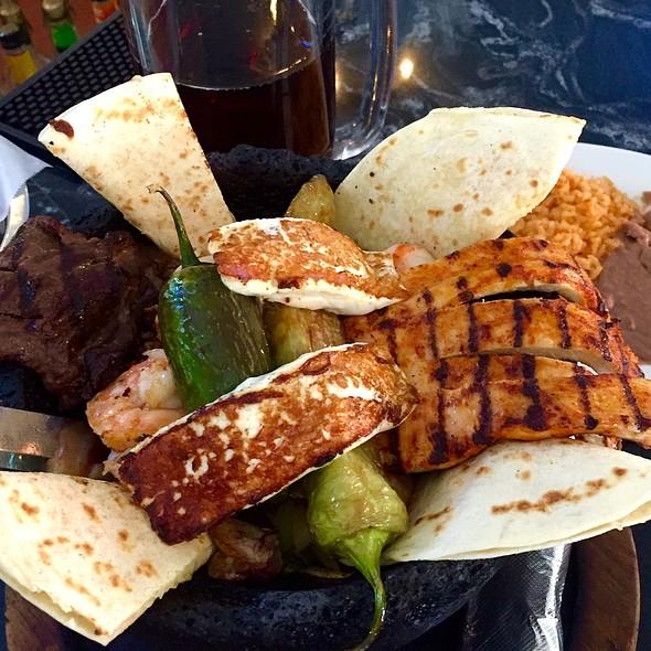Molcajete @ Laguna Mexican Grill
