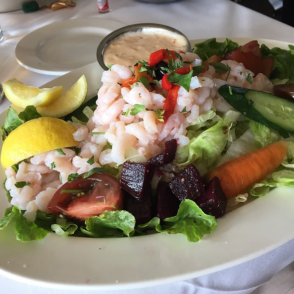 Shrimp Louis Salad @ Scoma's Restaurant