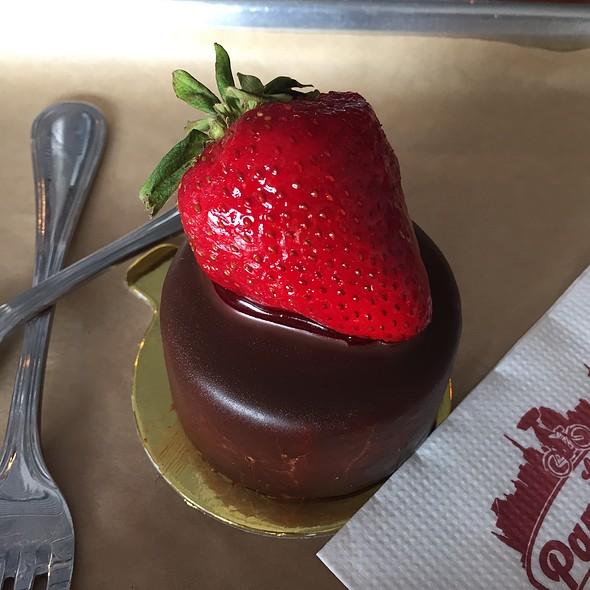 Chocolate Mousse Cake @ La Panaderia