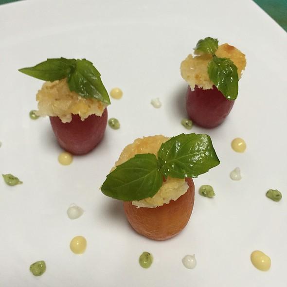 Tomato & Mozzarella @ Woodside